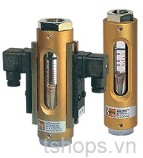 SV - Float Type Flowmeters & Switches