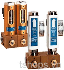 BVB - Manifold Valves for SV and VKG Flowmeter