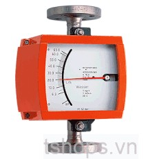KDM - All-Metal Armored Flowmeters
