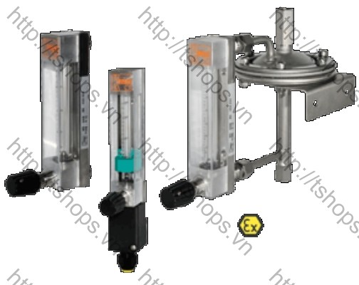Variable Area Flow meter-Low Volume