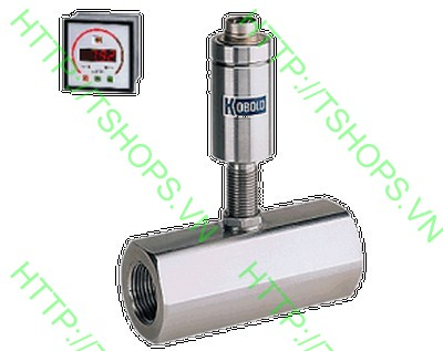 Turbine Wheel Flowmeter TUV