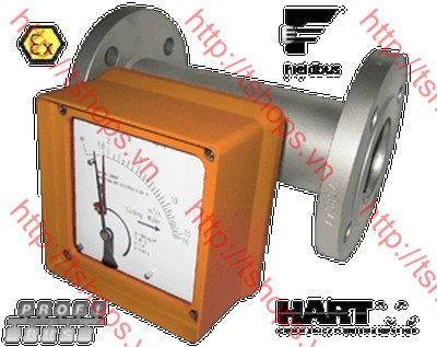 Displacer Flowmeter/-switch-All Metall-Mounting Position Independent BGF