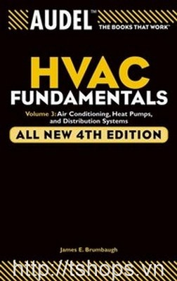 HVAC Volume  3 Fundamentals, Air Conditioning, Heat Pumps and Distribution Systems _ Audel
