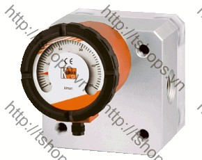 Oval Gear-Pointer Indicator OVZ-..Z3