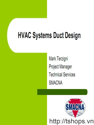 HVAC Systems Duct Design 2008_09