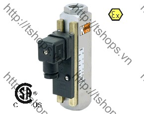 Variable Area Flowswitch-All Metal DSS
