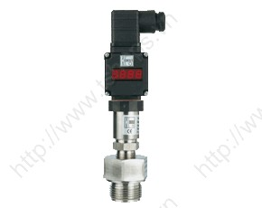 Pressure Sensor with Diaphragm Seal and AUF SEN..DRM-600