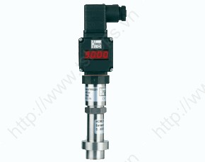 Digital Pressure Gauges with Diaphragm Seals for Homogenizing Machines SEN-86..DRM-189..AUF