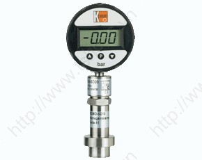 Digital Pressure Gauges with Diaphragm Seals for Homogenizing Machines MAN-SD..DRM-189