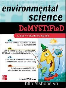 Environmental Science DeMystified A Self Teaching Guide