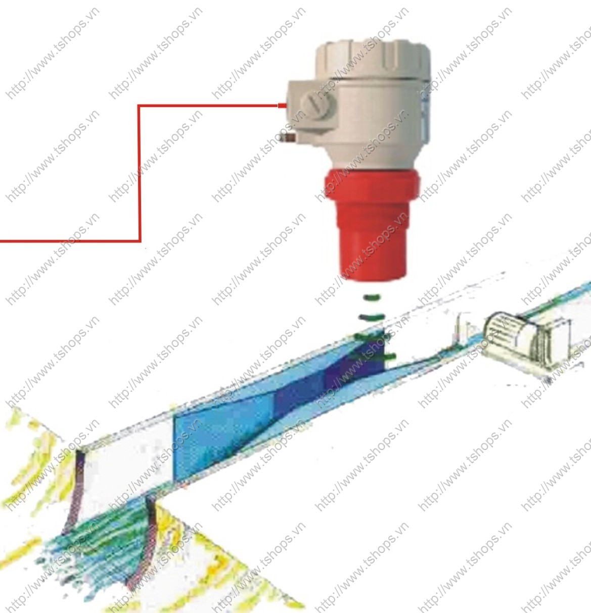 PARSHALL flume - (Open channel flow meters)