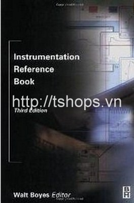 Instrumentation Reference Book, Third Edition