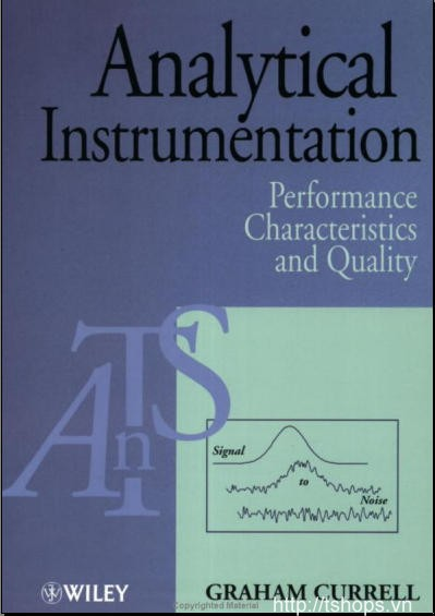 analytical instrumentation performance chracteristics and quality