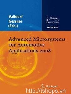 Advanced Microsystems for Automotive Applications