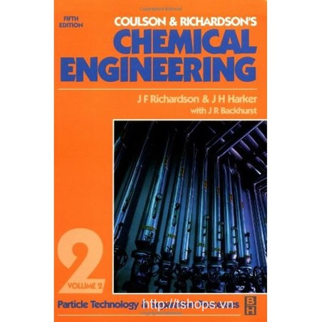 Chemical Engineering Volume 2, Fifth Edition (Chemical Engineering Series)