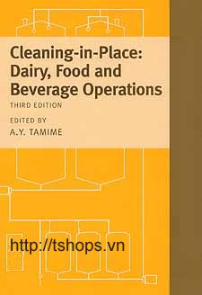 Cleaning-in-Place: Dairy, Food and Beverage Operations (Society of Dairy Technology series
