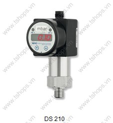DS 210 - Electronic pressure switch without media separation
