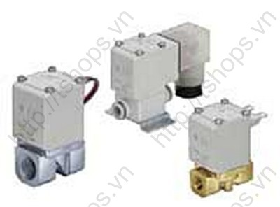 Direct Operated 2 Port Solenoid Valve   VX2