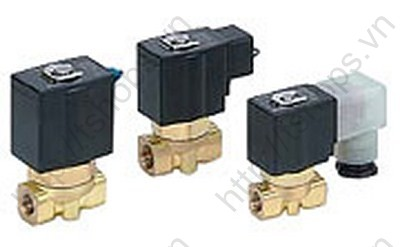 Direct Operated 2 Port Solenoid Valve   VX