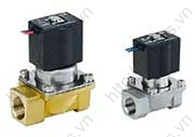 Zero Differential Pressure Type/Pilot Operated 2 Port Solenoid Valve   VXS
