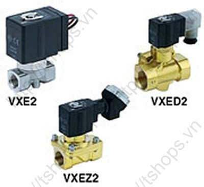 Energy Saving Type 2 Port Solenoid Valve   VXE