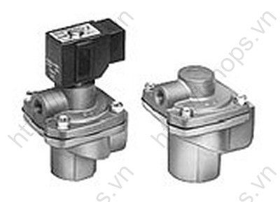 2 Port Solenoid Valve for Dust Collector   VXF