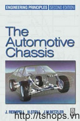 The Automotive Chassis Engineering Principles 2ed