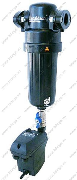 Cyclone separator for compressed air DF-C