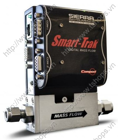 SmartTrak® 140 Ultra-Low ΔP Mass Flow Controllers