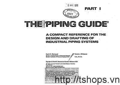 The piping guide recommended