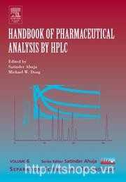 Handbook of Pharmaceutical Analysis by HPLC b Volume_6