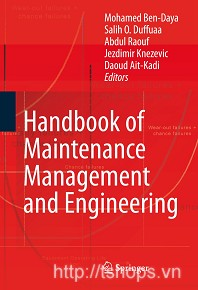 Handbook of Maintenance Management and Engineering