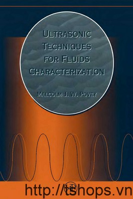 Ultrasonic Techniques for Fluids Characterization