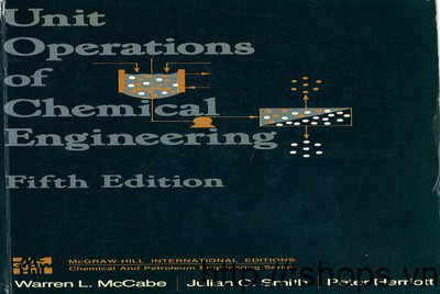 Unit Operations Of Chemical Engineering 5th Ed
