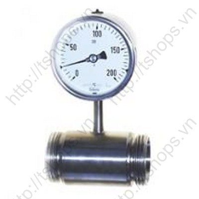 Gas expansion thermometer FS