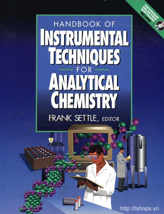 Handbook Of Instrumental Techniques For Analytical Chemistry.Settle.F.A 1997