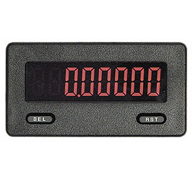 Miniature electronic 8-digit counter / rate indicator CUB 5