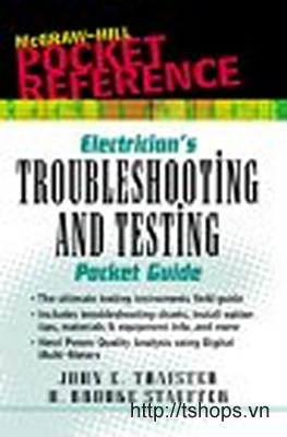 Electrician's Troubleshooting and Testing Pocket Guide