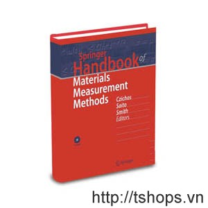 Handbook of Materials Measurement Methods