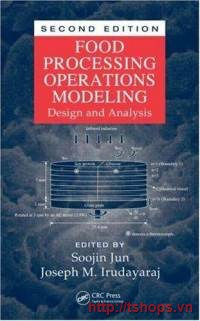 Food Processing Operations Modeling Design and Analysis  Second Edition