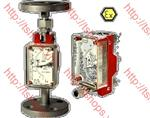 Variable Area Flowmeter/-switch-All Metal-Low Volume KDS/BGK