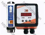 Viscositiy Compensated Flowmeter/-switch-All Metal VKM with ADI