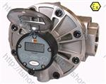 Oval Gear-Counter-Pulse Output DOM-..LCD