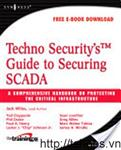 Techno Security's Guide to Securing SCADA