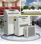 Mobile air ­condi­tioning units for professional use
