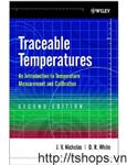 Traceable Temperatures An Introduction To Temperature Measurement And Calibration