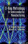 X Ray Metrology in Semiconductor Manufacturing