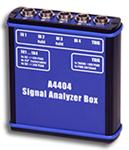A4404 - Vibration analyzer